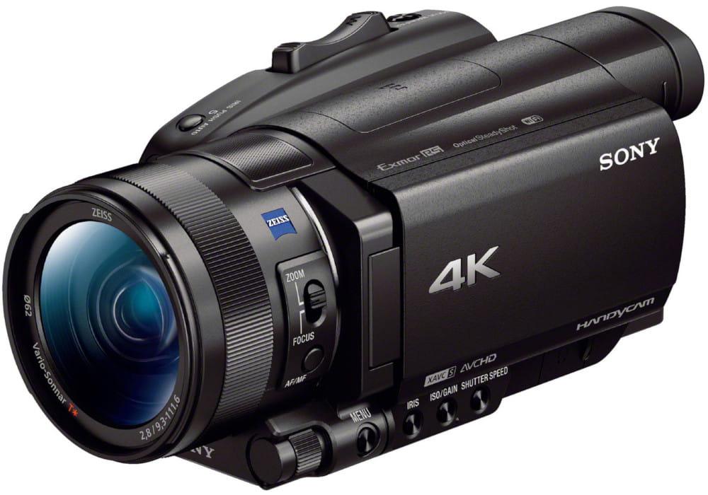 Kamera cyfrowa Sony FDR-AX700