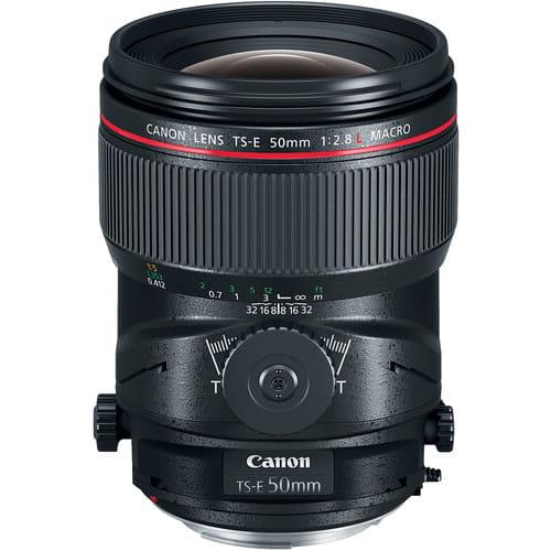 Obiektyw Canon TS-E 50mm f/2.8L MACRO
