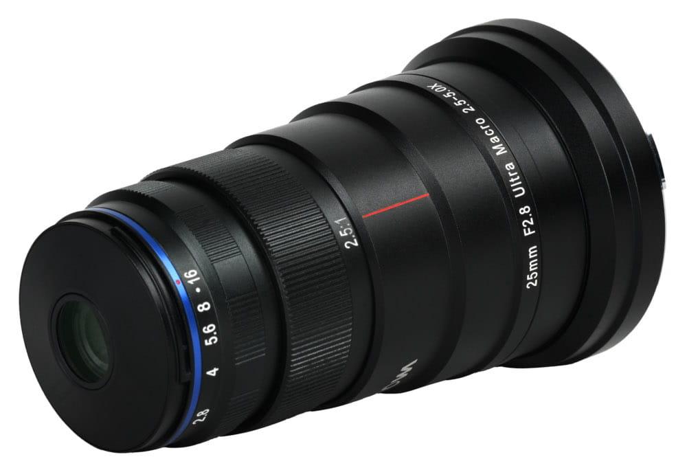 Obiektyw Venus Optics Laowa 25 mm f/2,8 Ultra Macro do Nikon Z