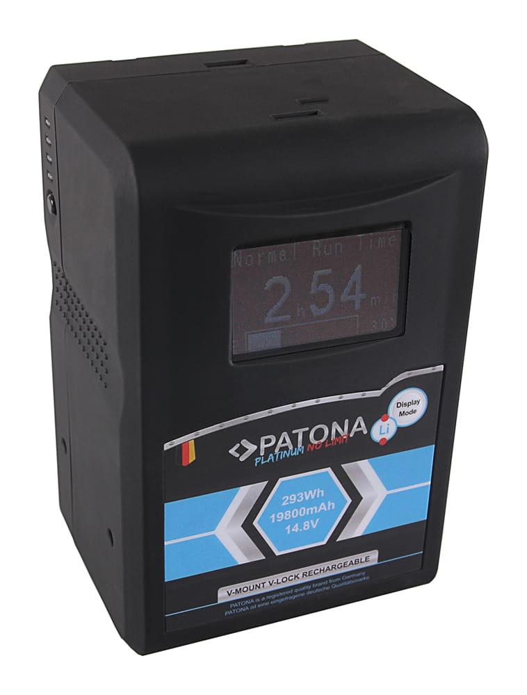 Akumulator Patona Platinum 293Wh V-Mount/V-Lock LCD ARRI RED