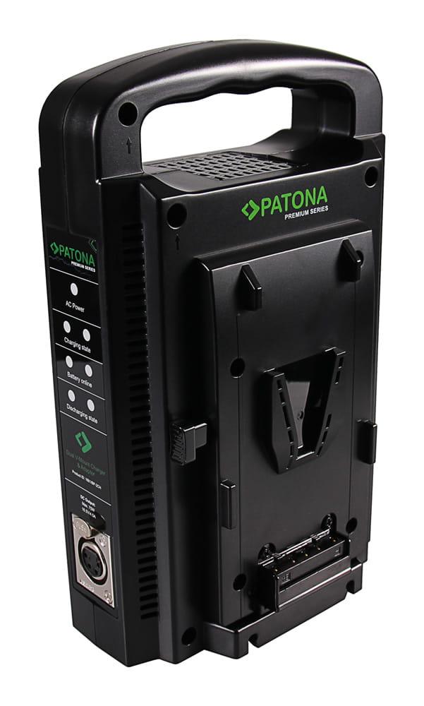 Ładowarka Patona Dual V-Mount 14.4/14.8V Do Sony BP-95W, BP-190WS