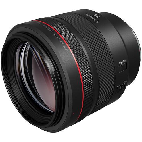 Obiektyw Canon RF 85mm f/1.2L USM