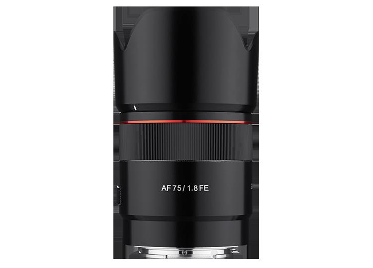 Obiektyw Samyang AF 75mm f1.8 Sony FE
