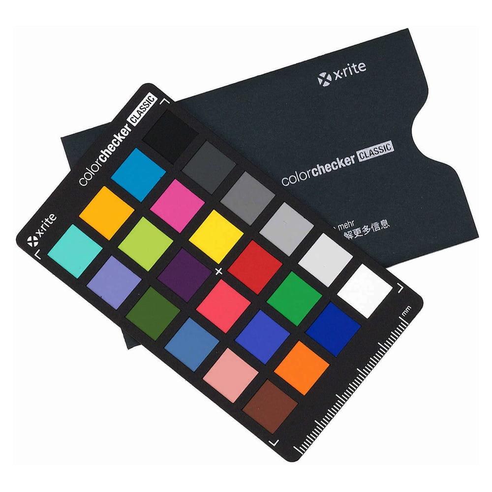 Wzornik X-Rite ColorChecker Classic Mini