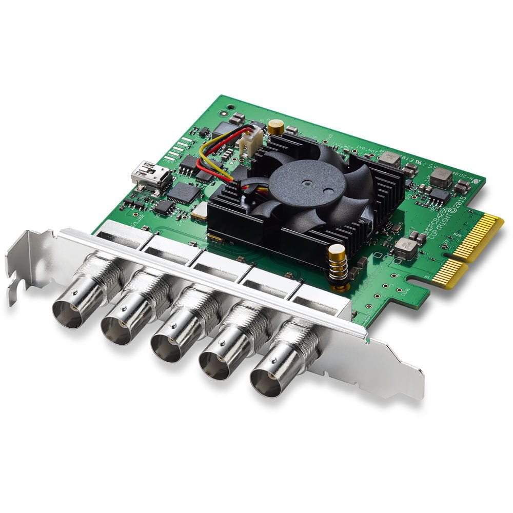 Karta Blackmagic Design DeckLink Duo 2