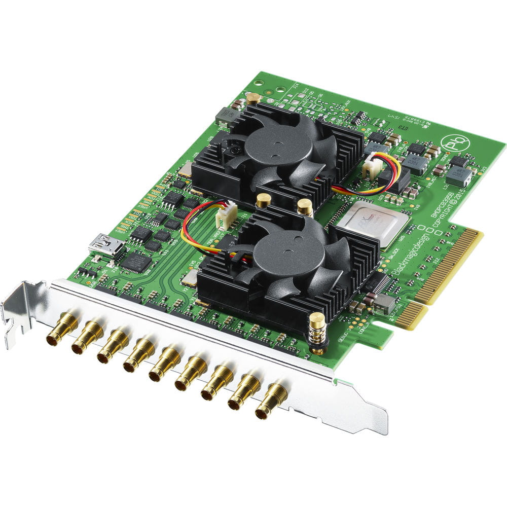 Karta Blackmagic Design DeckLink Quad 2