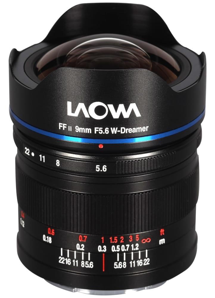 Obiektyw Venus Optics Laowa 9 mm f/5,6 FF RL do Sony E