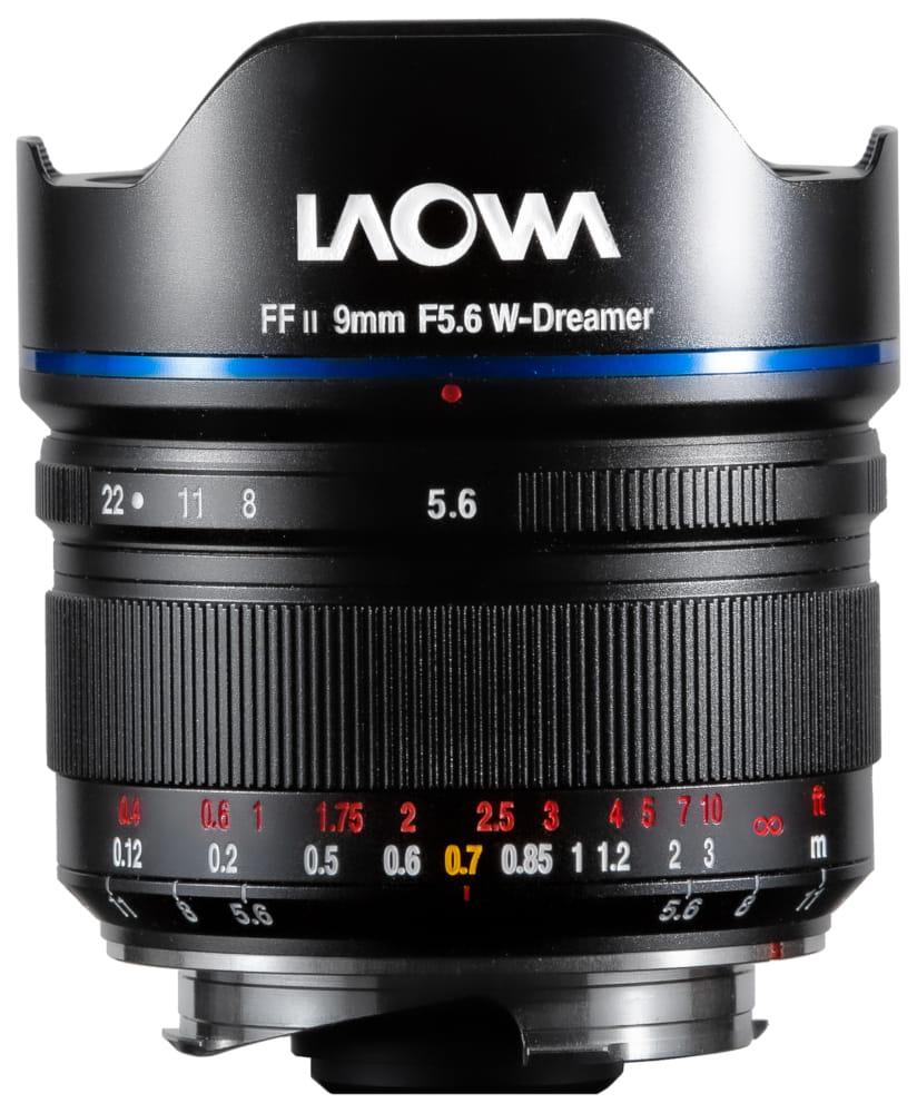 Obiektyw Venus Optics Laowa 9 mm f/5,6 FF RL do Leica M czarny