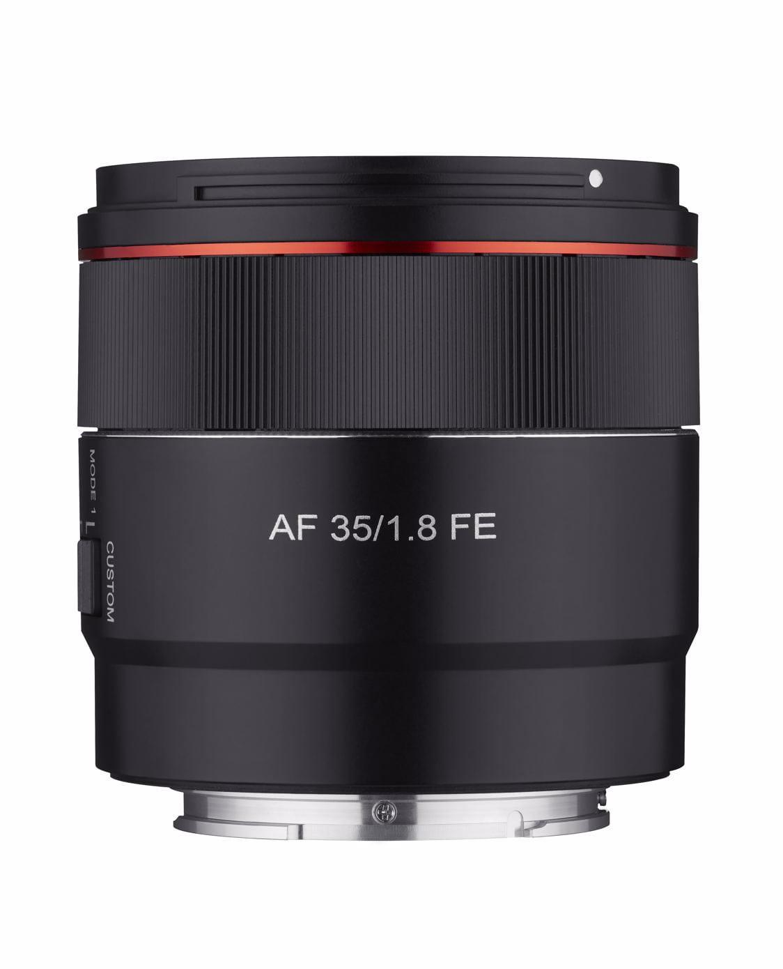 Obiektyw Samyang AF 35 mm F1.8 FE