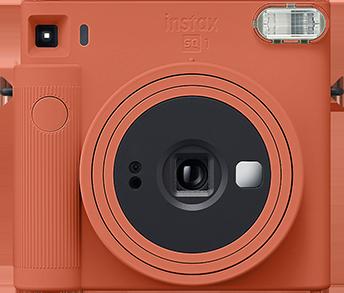 Aparat Fujifilm Instax Square SQ1 Terracotta Orange