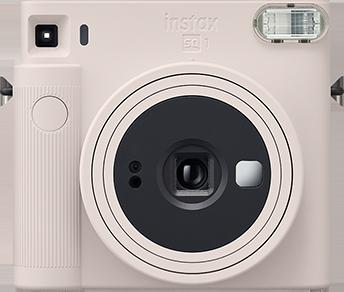 Aparat Fujifilm Instax Square SQ1 Chalk White
