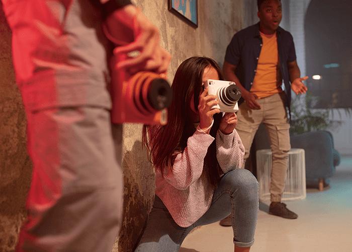 Aparat Fujifilm Instax Square SQ1
