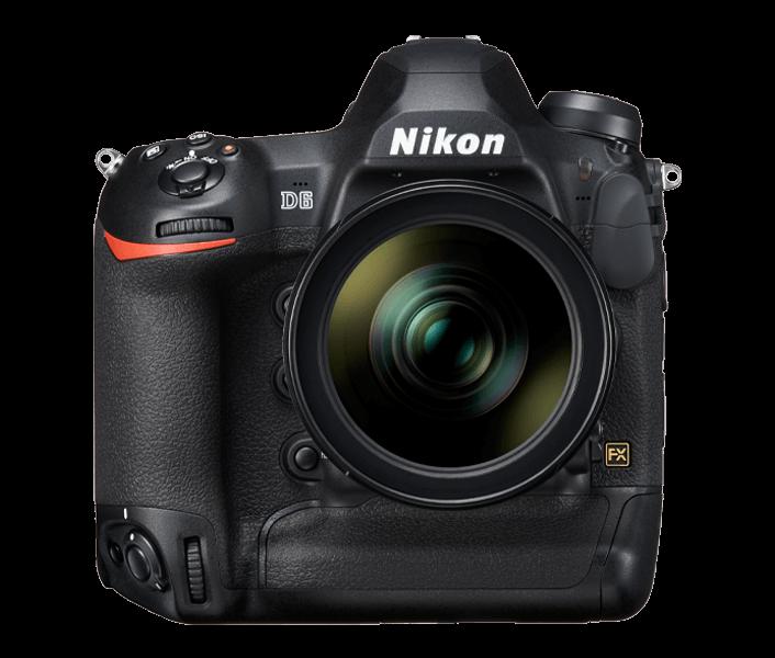 Lustrzanka Nikon D6 - body