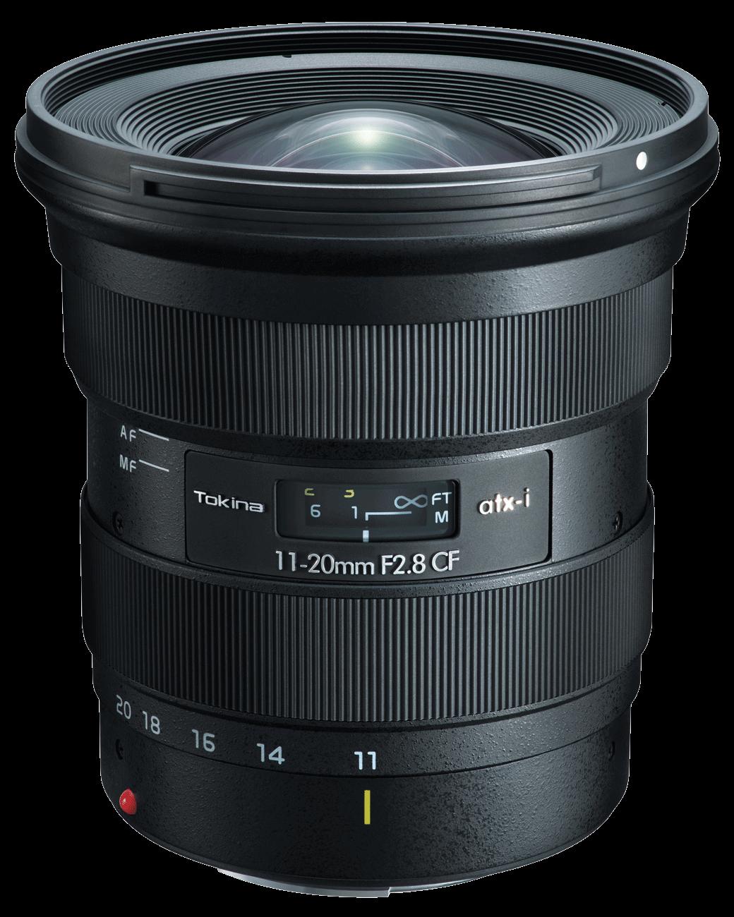 Obiektyw Tokina ATX-I 11-20 F2.8 Canon