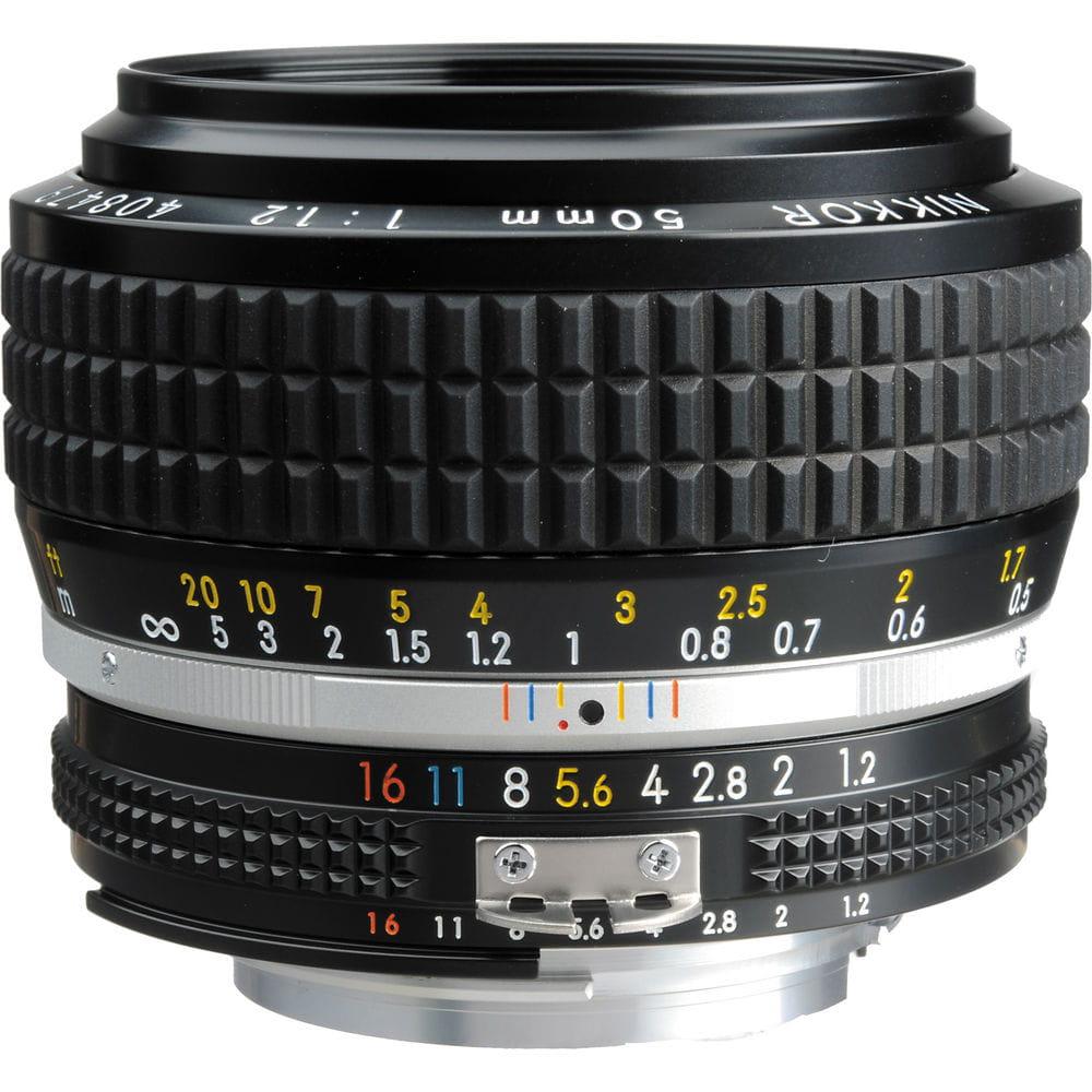 Obiektyw Nikon Nikkor 50mm f1.2 AI