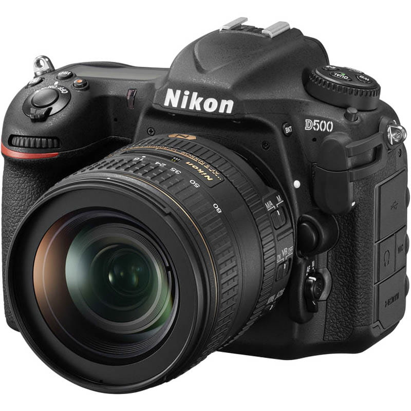 Nikon D500 + AF-S 16-80mm DX VR