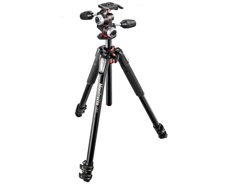 Statyw Manfrotto MK055XPRO3-3W