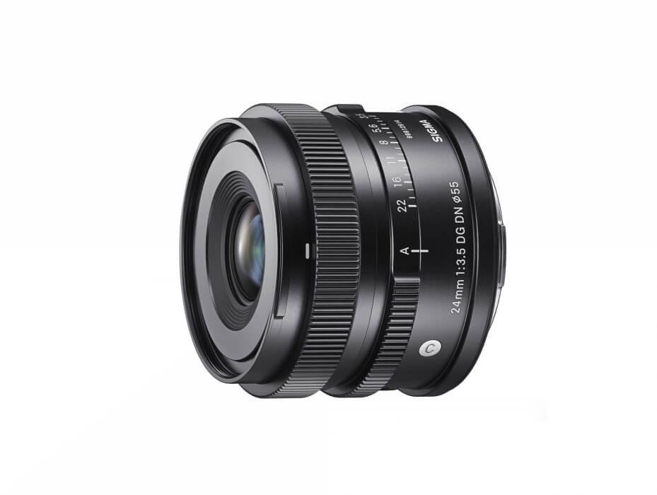 Obiektyw SIGMA 24mm F3.5 DG DN Sony E + 5 lat gwarancji po rejestracji + Lens Cap Holder CH-11 gratis