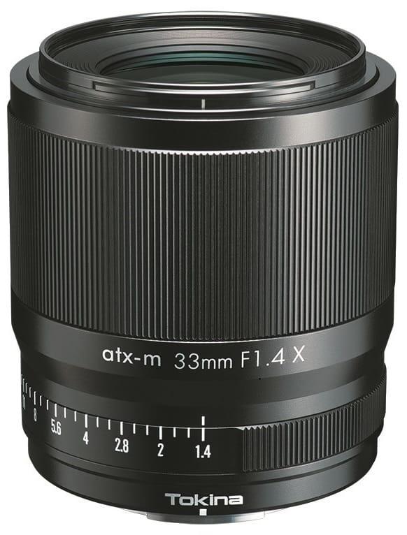 Obiektyw Tokina ATX-M 33mm Fuji X