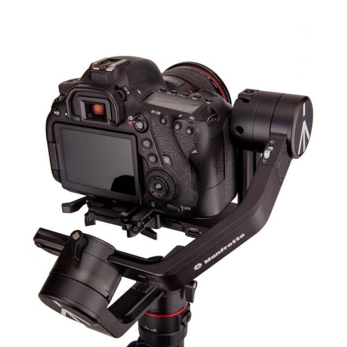 Gimbal Manfrotto MVG460