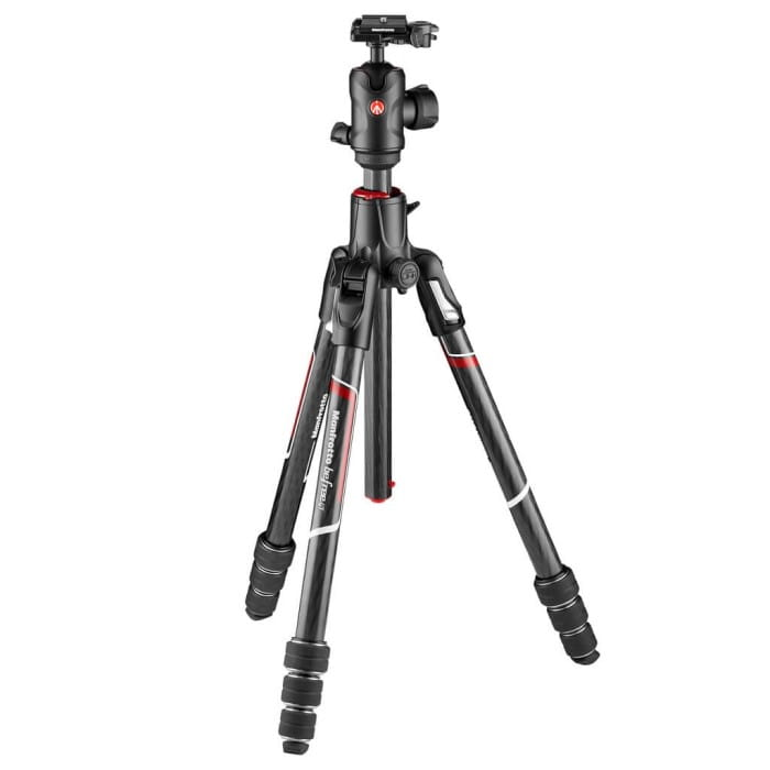 Statyw Manfrotto Befree GT XPRO Carbon MKBFRC4GTXP-BH