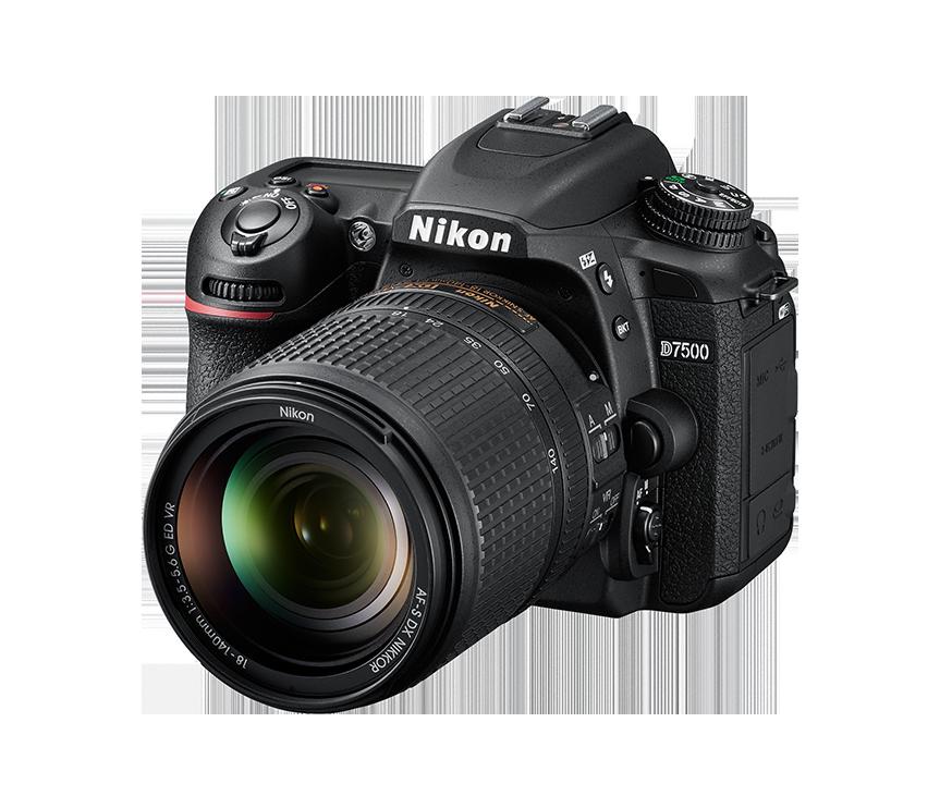 Nikon D7500 AF-S 18-140mm f3.5-5.6 G ED DX VR
