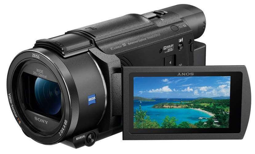 Kamera cyfrowa Sony FDR-AX53