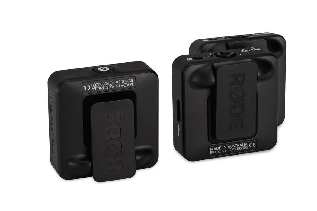 Bezprzewodowy system mikrofonowy Rode Wireless GO II