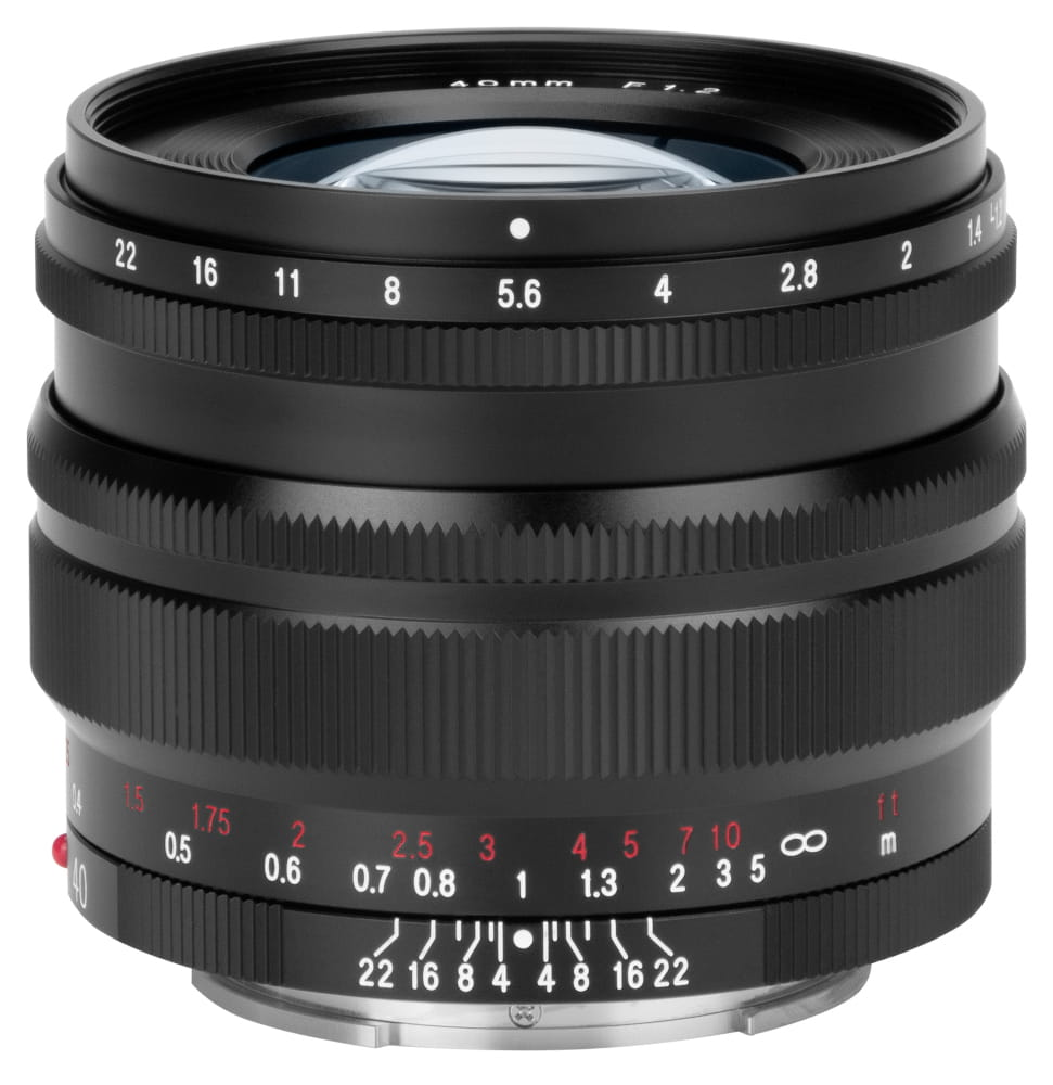 Obiektyw Voigtlander Nokton SE 40 mm f/1,2 do Sony E