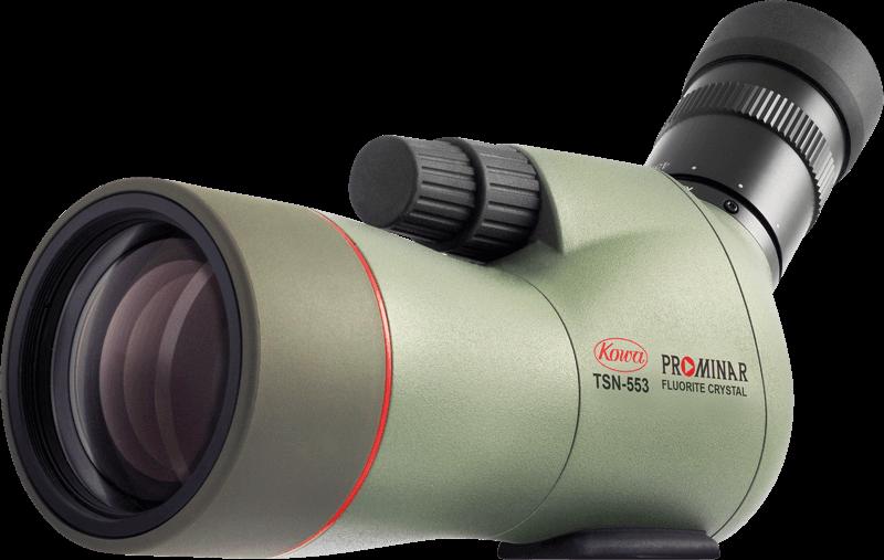 Luneta Kowa Spottingscope TSN-553 15-45x
