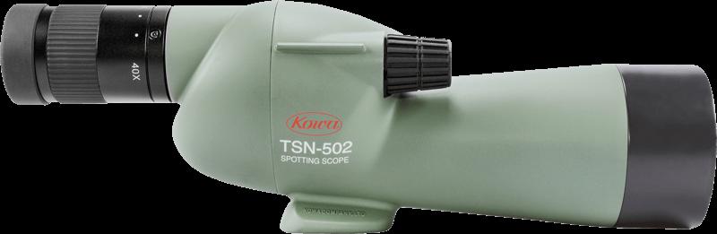 Luneta Kowa Spottingscope TSN-502 20-40x50