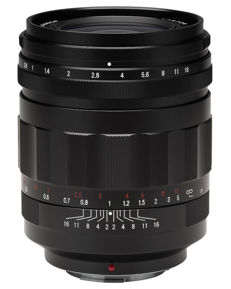 Obiektyw Voigtlander Super Nokton 29 mm f/0,8 do Micro 4/3