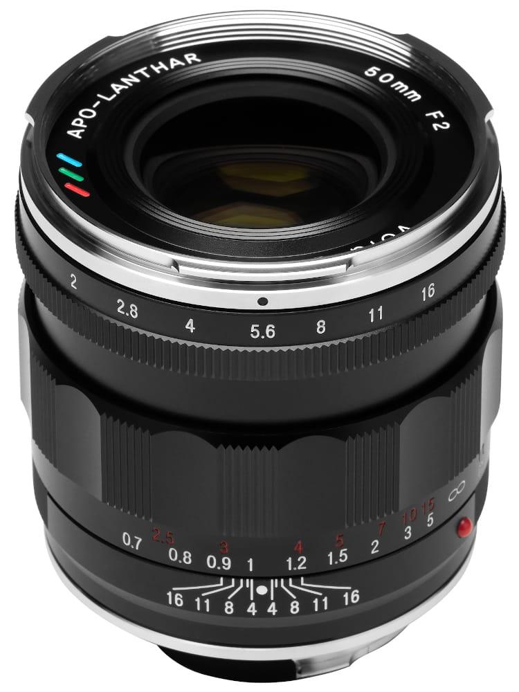 Obiektyw Voigtlander APO Lanthar 50 mm f/2,0 do Leica M