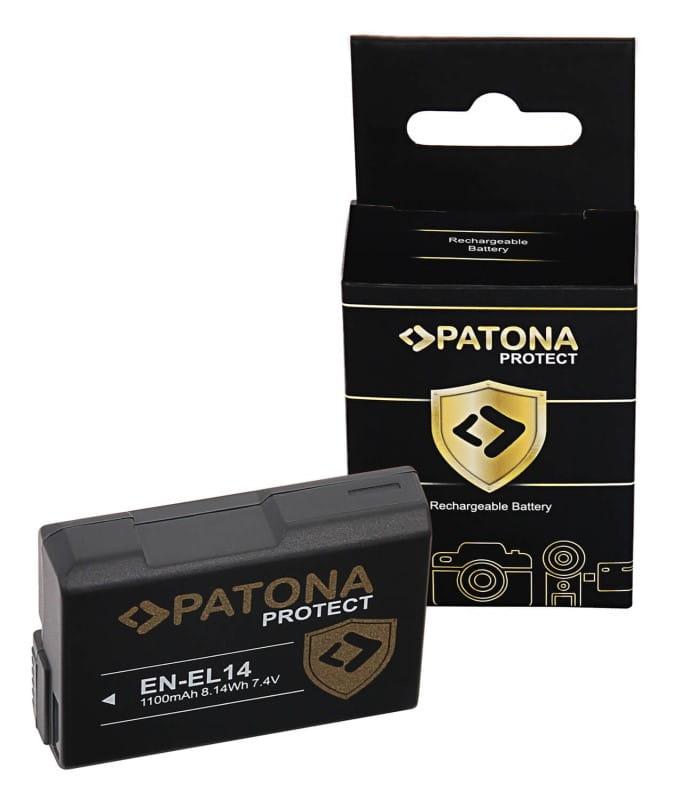Akumulator PATONA PROTECT NIKON EN-EL14