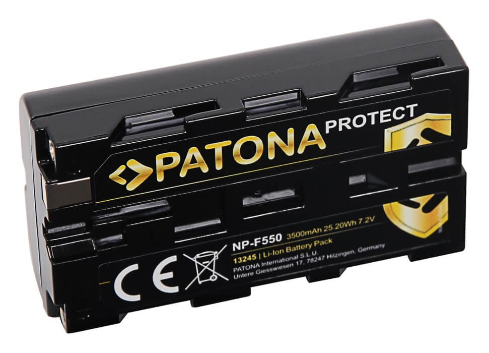 Akumulator PATONA PROTECT SONY NP-F550