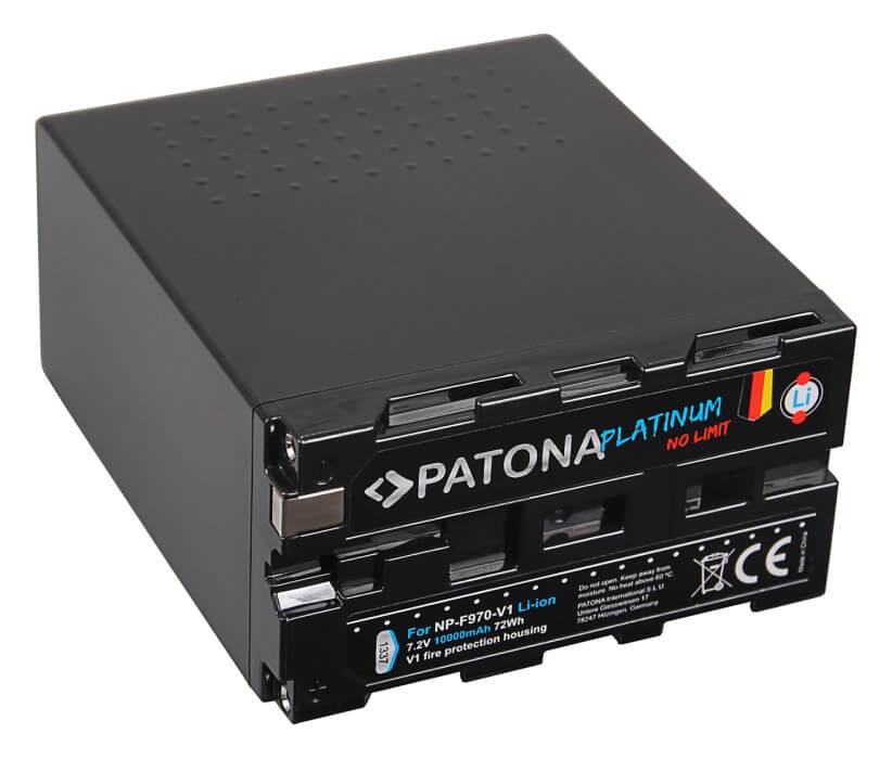 Akumulator PATONA PLATINUM NP-F970
