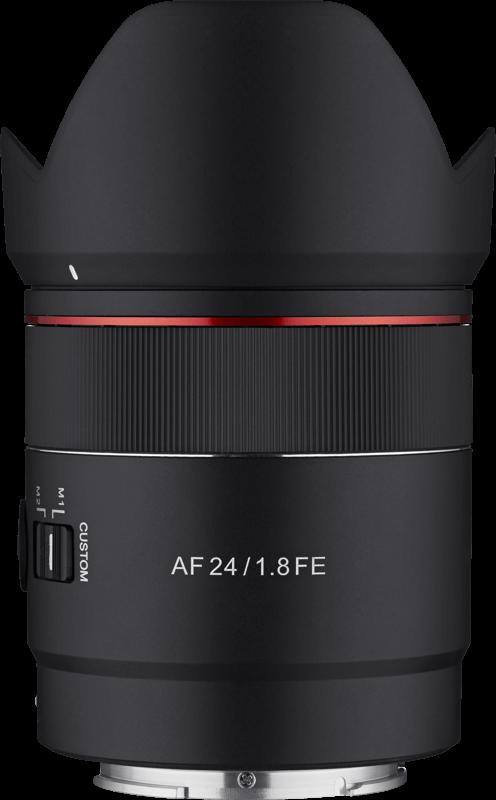 Obiektyw Samyang AF 24mm f1.8 Sony FE + filtr polaryzacyjny Kenko gratis