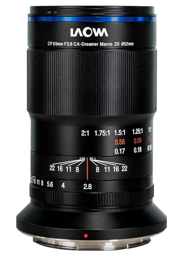 Obiektyw Venus Optics Laowa 65 mm f/2,8 2x Ultra Macro APO do Nikon Z