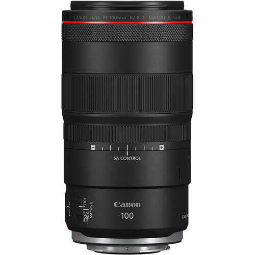 Obiektyw Canon RF 100mm F2.8L MACRO IS USM - | (w magazynie)