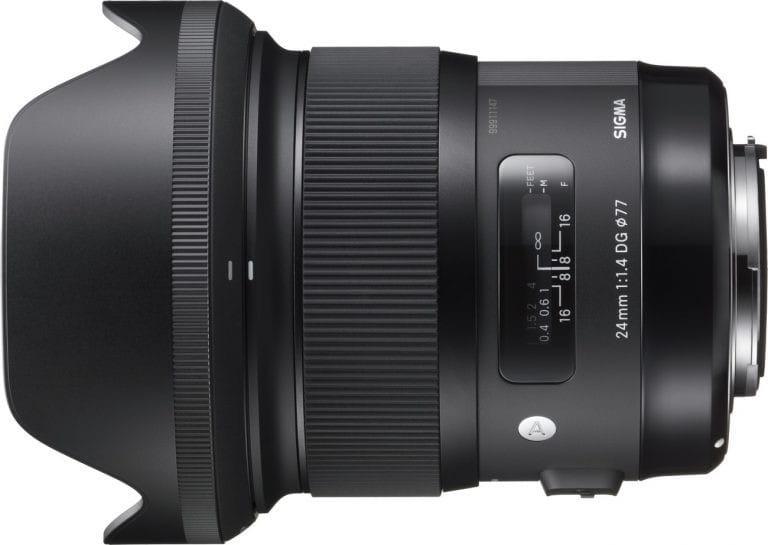 Obiektyw Sigma 24mm f/1.4 DG HSM ART L-mount + 5 lat gwarancji po rejestracji