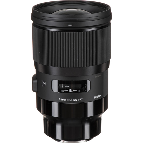 Obiektyw Sigma A 28mm F/1.4 DG HSM L-mount + 5 lat gwarancji po rejestracji