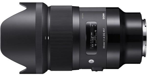 Obiektyw Sigma A 35mm f/1.4 DG HSM L-mount + 5 lat gwarancji po rejestracji