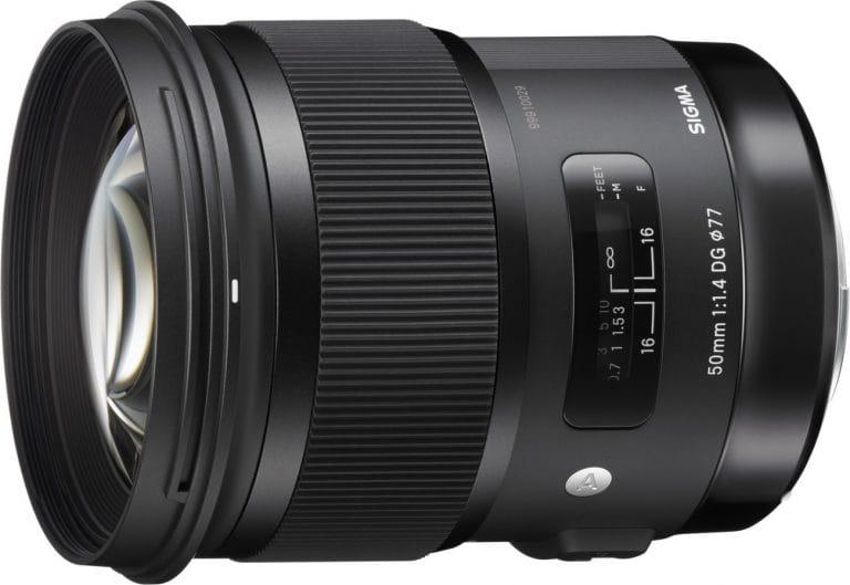 Obiektyw Sigma A 50mm f/1.4 DG HSM L-mount + 5 lat gwarancji po rejestracji
