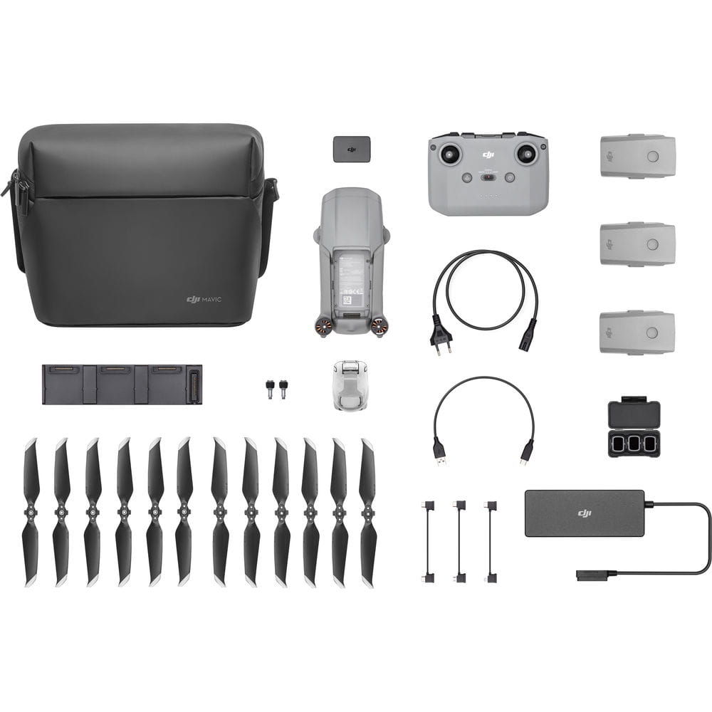 Dron DJI Air 2S Fly More Combo