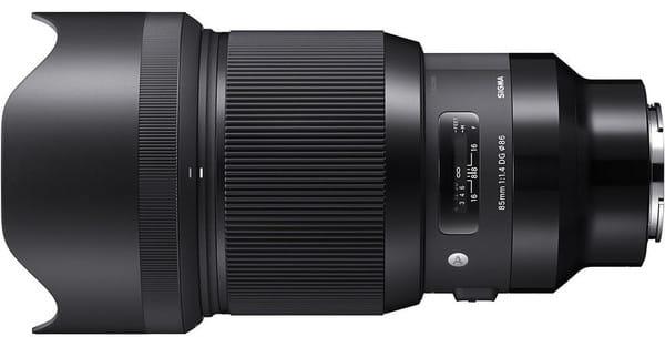Obiektyw Sigma 85mm F/1.4 DG HSM ART L-mount + 5 lat gwarancji po rejestracji