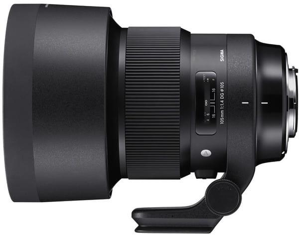 Obiektyw Sigma 105mm F/1.4 DG HSM Art L-mount + 5 lat gwarancji po rejestracji