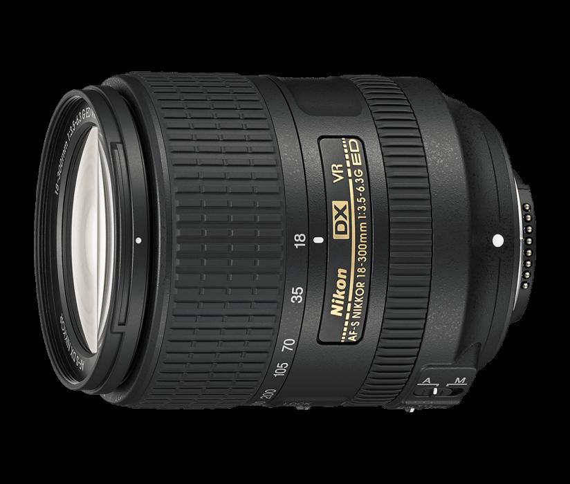 Obiektyw Nikon AF-S DX NIKKOR 18-300mm f/3.5-6.3G ED VR