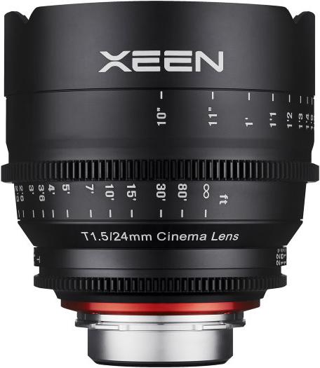Obiektyw Samyang Xeen 24mm T1.5 Canon EF