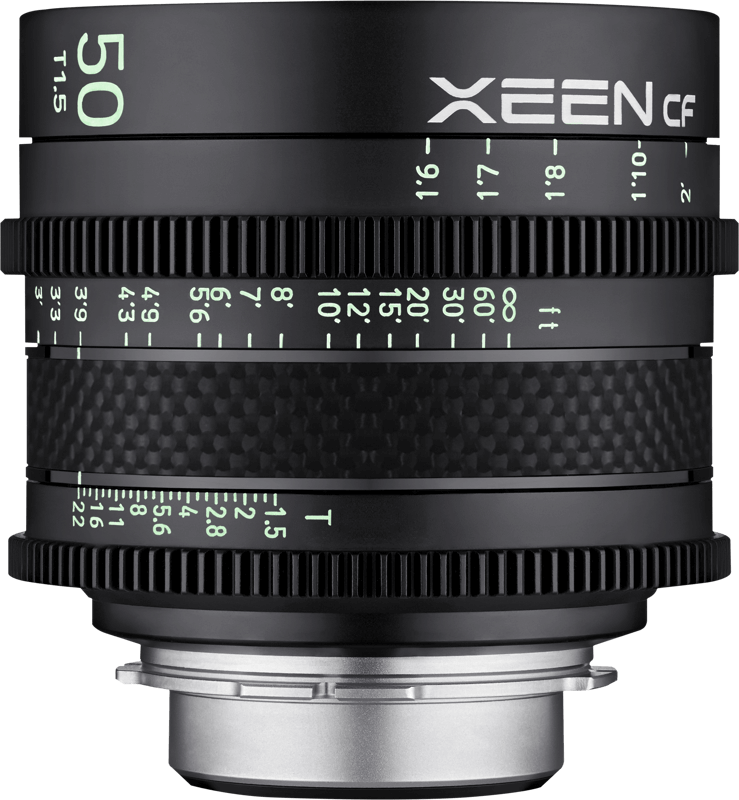 Obiektyw Samyang Xeen CF 50mm T1.5 Canon EF
