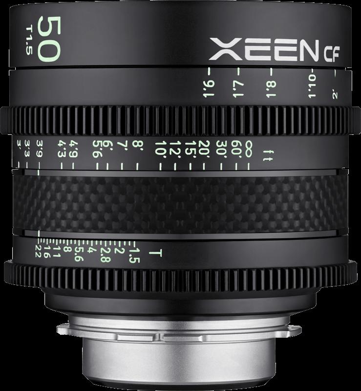 Obiektyw Samyang Xeen CF 50mm T1.5 Sony E